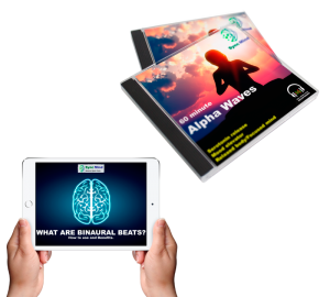 Download Your FREE 60 Minute MP3 Alpha Waves + E-Book: What Are Binaural Beats?