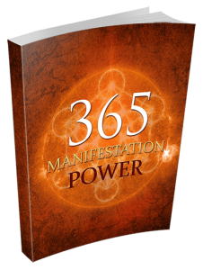 Special Bonus 1 - 365 Manifestation Power