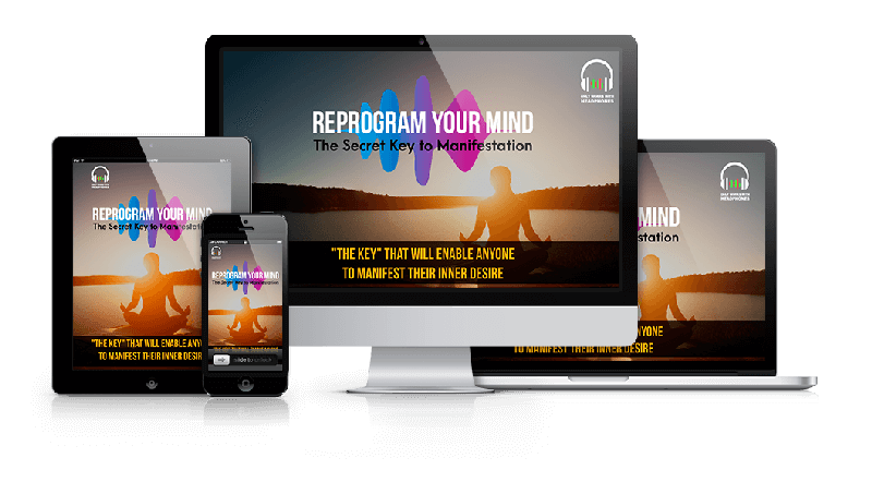Reprogram Your Mind - The Secret Key to Manifestation
