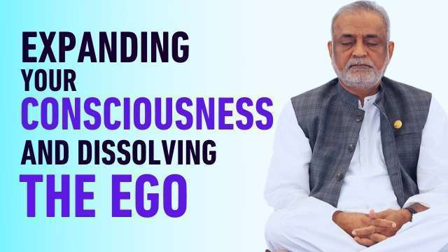 Expanding your Consciousness and DISSOLVING the EGO | Daaji